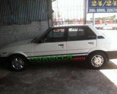 Cần bán xe Toyota Corolla năm 1982, màu trắng giá 35 triệu tại Vĩnh Long