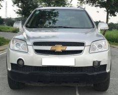 Bán xe Chevrolet Captiva sản xuất 2008, màu bạc chính chủ giá 287 triệu tại Tp.HCM