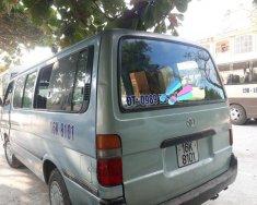 Cần bán Toyota Hiace 1.8 năm 2000, màu xanh lam, nhập khẩu giá 30 triệu tại Thái Bình