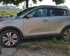 Cần bán xe Kia Sportage đời 2011, số tự động, màu bạc, xe chính chủ đi ít giá 610 triệu tại Hà Nội