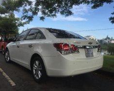 Bán Chevrolet Cruze đời 2011, màu trắng, nội thất nỉ zin giá 295 triệu tại Lâm Đồng