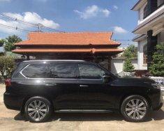 Bán Lexus LX 570 năm 2017, màu đen, đăng ký 2017, nội thất da bò giá 8 tỷ 100 tr tại Hà Nội