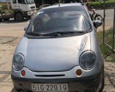 Cần bán Daewoo Matiz SE sản xuất 2008, màu bạc giá 85 triệu tại Bình Dương