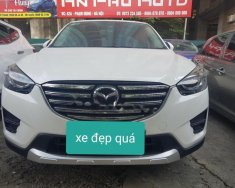 Cần bán lại xe Mazda CX 5 2.5 AT AWD đời 2016, màu trắng, nội thất da  giá 889 triệu tại Hà Nội