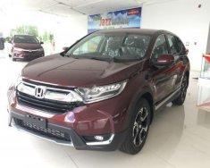 Bán Honda CR V 1.5G CVT 2018, xe nhập khẩu nguyên chiếc Thái Lan giá 1 tỷ 13 tr tại Tp.HCM