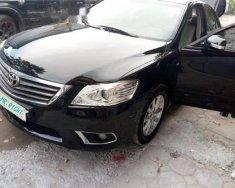 Cần bán gấp Toyota Camry 2.4G 2010, màu đen giá cạnh tranh giá 640 triệu tại Hà Nội