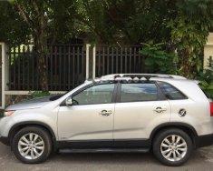 Bán Kia Sorento đời 2012, màu bạc, số tự động, hai cầu điện, máy xăng, xe cực đẹp giá 589 triệu tại Đà Nẵng