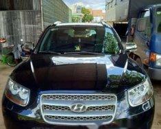Bán Hyundai Santa Fe SLX 2009, màu đen xe gia đình giá 750 triệu tại Lâm Đồng