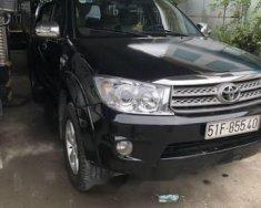 Bán Toyota Fortuner đời 2009, màu đen giá 515 triệu tại Tp.HCM