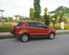 Chiến Hoà Auto bán xe Ford EcoSport Titanium 1.5AT SX 2015, màu đỏ, tư nhân, biển tỉnh giá 550 triệu tại Thái Nguyên