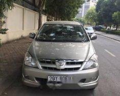 Cần bán Toyota Inova G, số sàn, màu bạc, đăng ký năm 2007, xe đi được hơn 4 vạn km giá 365 triệu tại Hà Nội
