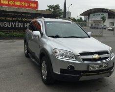 Cần bán Chevrolet Captiva đời 2008, màu bạc, 315 triệu giá 315 triệu tại Hà Nội