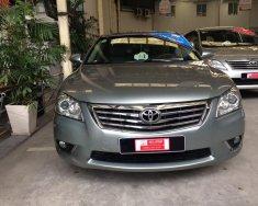 Bán xe Toyota Camry 2.4G 2011, màu xám (ghi) giá 750 triệu tại Tp.HCM