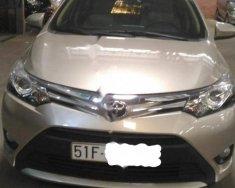 Bán ô tô Toyota Vios 1.5G đời 2016, xe còn mới giá 540 triệu tại Tp.HCM