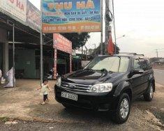 Cần bán Ford Escape 2.3 AT đời 2010, màu đen, Bstp giá 400 triệu tại Đồng Nai