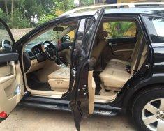 Bán Chevrolet Captiva năm sản xuất 2009, màu đen giá 315 triệu tại Thái Nguyên