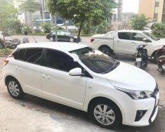 Bán Toyota Yaris 1.5E năm sản xuất 2016, màu trắng, nhập khẩu, máy Dual giá 613 triệu tại Hà Nội