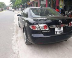 Bán Mazda 6 đời 2003, màu đen số sàn giá 225 triệu tại Nghệ An