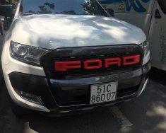 Bán xe Ford Ranger Wiltrack 3.2 sản xuất 2016, màu trắng, giá chỉ 795tr giá 795 triệu tại Tp.HCM