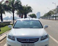 Cần bán gấp Honda Accord 2.4 AT 2012, màu trắng, Đk 2013 giá 780 triệu tại Đà Nẵng