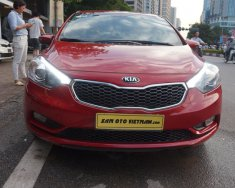 Bán ô tô Kia K3 1.6 AT năm sản xuất 2015, màu đỏ giá 550 triệu tại Hà Nội