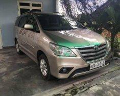 Cần bán gấp xe Innova E 2014, đã đi 65.000 Km, xe chính chủ đi kĩ bão dưỡng định kì giá 560 triệu tại Đồng Nai