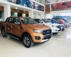 Cần bán Ford Ranger Wildtrak 2.0 Bi-turbo 4x4 2018 giá 918 triệu tại Tp.HCM