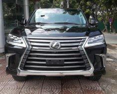 Bán Lexus LX 570 sản xuất 2016, màu đen, nhập Trung Đông giá 8 tỷ tại Hà Nội