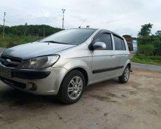 Cần bán Hyundai Getz sản xuất năm 2008, màu bạc, xe nhập giá 167 triệu tại Nghệ An