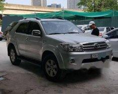 Bán Toyota Fortuner năm 2011, màu bạc, xe nhập số tự động, 2 cầu, máy xăng giá 550 triệu tại Hà Nội