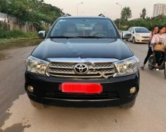 Cần bán gấp Toyota Fortuner 2.5G MT sản xuất 2012, màu đen, xe tư nhân  giá 695 triệu tại Hà Nội
