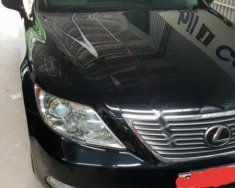 Cần bán lại xe Lexus LS 460L đời 2008, màu đen, xe nhập giá 1 tỷ 300 tr tại Hà Nội