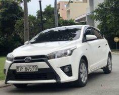 Cần bán Toyota Yaris năm 2016, màu trắng giá 560 triệu tại Tp.HCM