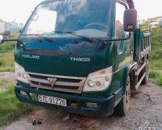 Bán xe Ben Thaco 1,5 tấn 2,1 khối đời 2011 máy cứng sơn zin giá 140 triệu tại Tp.HCM