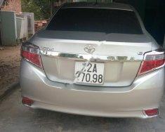 Cần bán Toyota Vios 1.5E đời 2016, màu bạc, xe đẹp giá 480 triệu tại Quảng Nam
