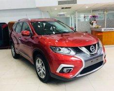 Bán xe Nissan X trail V Series 2.5 SV Luxury 4WD năm sản xuất 2018, màu đỏ giá 1 tỷ 53 tr tại Tp.HCM