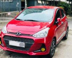 Bán Hyundai Grand i10 2017, màu đỏ, nhập khẩu giá 410 triệu tại Hà Nội