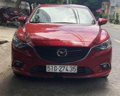 Bán Mazda 6 Premium 2.5 đời 2016, màu đỏ chính chủ giá 830 triệu tại Tp.HCM