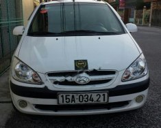 Bán Hyundai Getz đời 2007, màu trắng, Đk 2008 giá 174 triệu tại Thái Bình