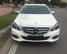 Bán Mercedes E250 đời 2014, màu trắng giá 1 tỷ 439 tr tại Hà Nội