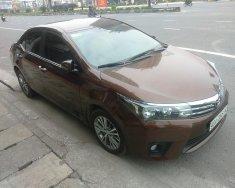 Cần bán gấp Toyota Corolla Altis 1.8G AT đời 2016, màu nâu giá 720 triệu tại Hà Nam