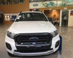 Bán xe Ford Ranger Wildtrak 2.0 4x4 AT năm sản xuất 2018, màu trắng giá 918 triệu tại Hà Nội