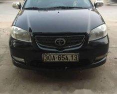 Cần bán xe Toyota Vios năm sản xuất 2005, màu đen giá 168 triệu tại Hà Nội