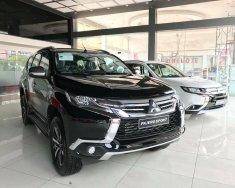 """"""" Sốc"""" bán xe Pajero Sport 4x2 đời 2018, màu đen, máy dầu, nhập khẩu nguyên chiếc giá 1 tỷ 63 tr tại Nghệ An"""