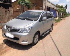 Bán xe Toyota Innova G sản xuất năm 2009, màu bạc xe gia đình, giá chỉ 372 triệu giá 372 triệu tại Tp.HCM