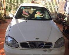 Cần bán lại xe Daewoo Lanos sản xuất 2001, màu trắng giá 57 triệu tại Lâm Đồng