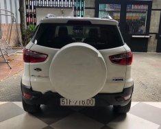 Cần bán xe Ford Ecospot Titanium màu trắng, đời 2015, phiên bảng cao cấp giá 495 triệu tại Tp.HCM