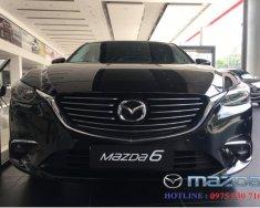 Cần bán xe Mazda 6 2.0 đời 2020, màu xanh, ưu đãi thêm tiền mặt, hỗ trợ trả góp 90% giá 819 triệu tại Hưng Yên