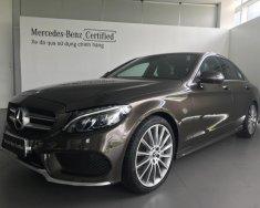 Bán xe Mercedes C300 Nâu cũ - lướt 7/2018 chính hãng giá 1 tỷ 909 tr tại Tp.HCM