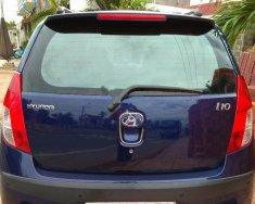 Cần bán lại xe Hyundai i10 Mt đời 2008, màu xanh lam, nhập khẩu Ấn Độ giá 218 triệu tại Khánh Hòa